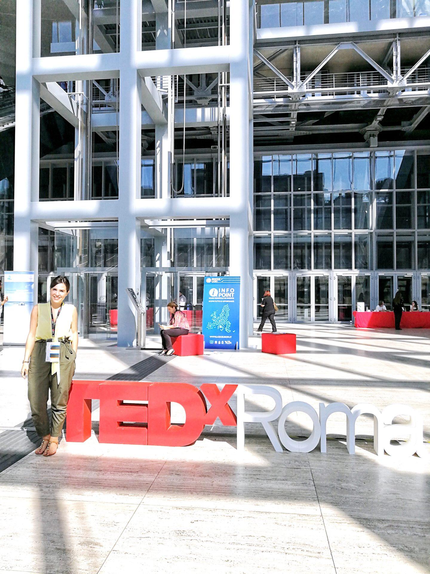 Perché TEDxRoma è una boccata d'aria fresca per la mente (mia e di tutti)