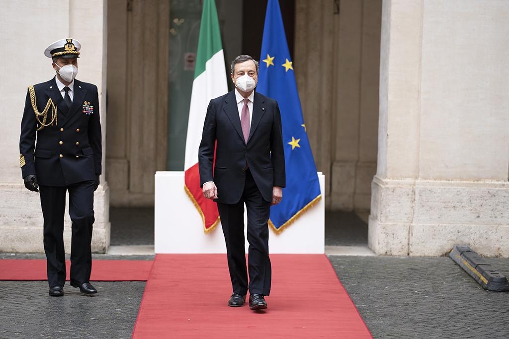 Con Mario Draghi al governo mettiamo finalmente un punto alla spettacolarizzazione della politica